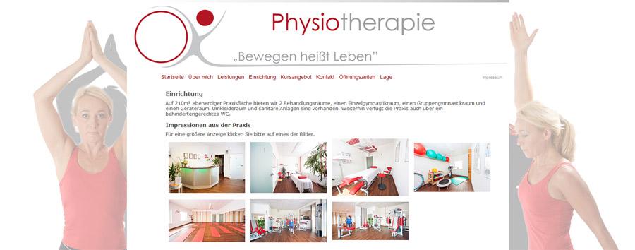 Praxis für Physiotherapie Svetlana Reimann